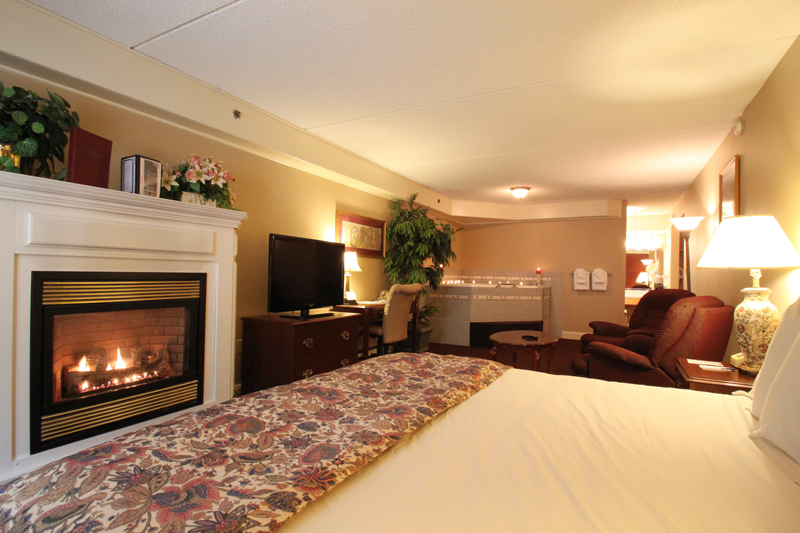 Lebanon New Hampshire Hotel Rooms - The Fireside Inn & Suites offers comfortable hotel rooms to fit every traveler