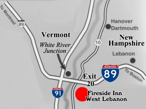 Lebanon New Hampshire Hotel Directions