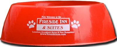 Pet Friendly New Hampshire Hotel at the Fireside Inn West Lebanon